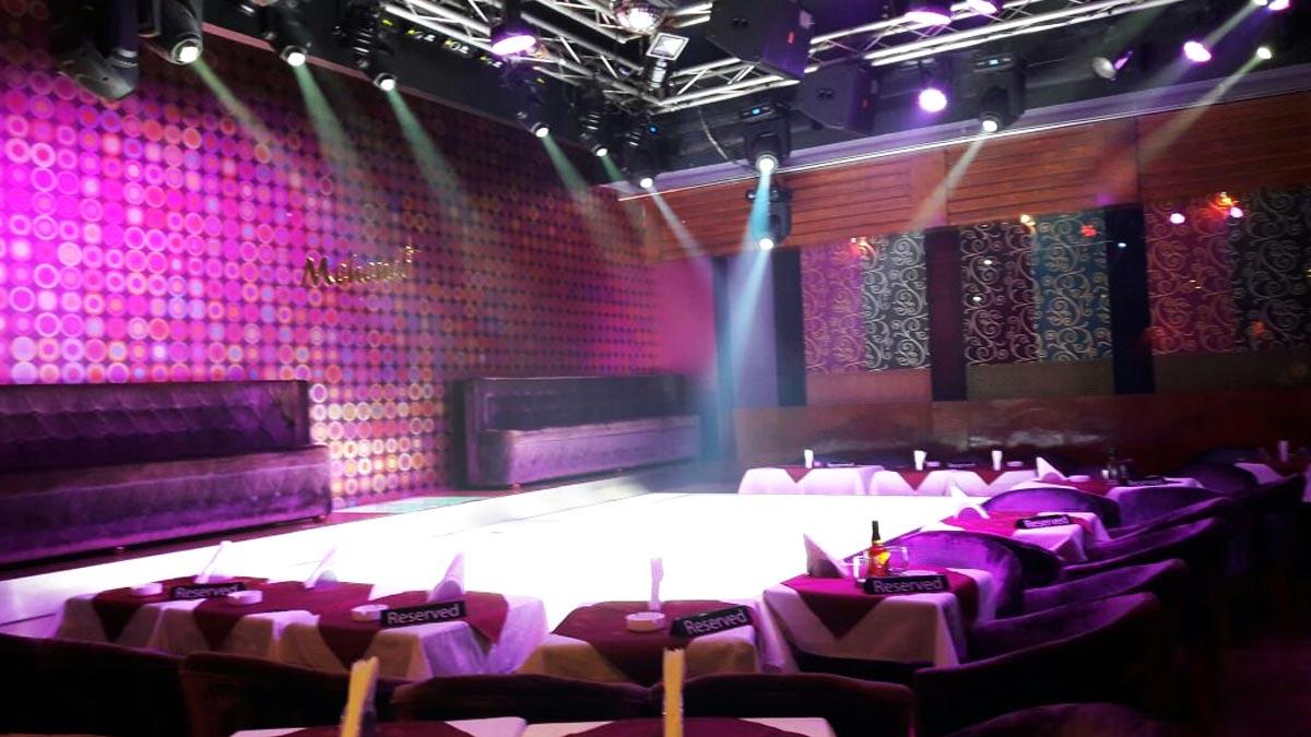 Mehendi Dance Bar Dubai