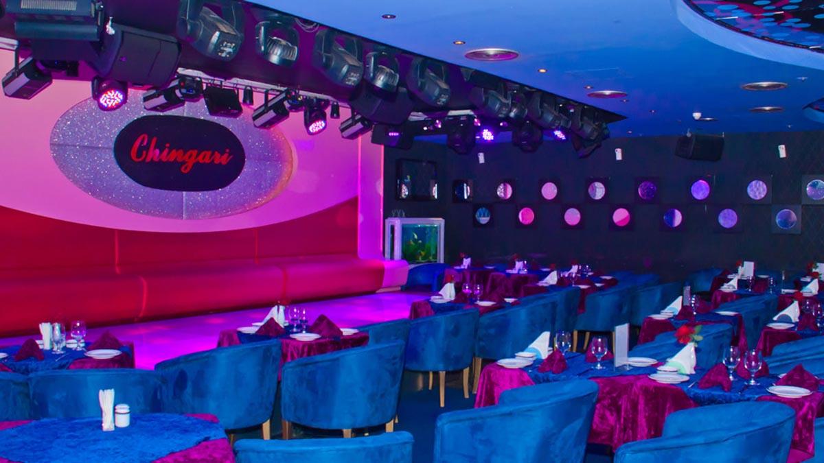 Chingari Dance Bar Dubai
