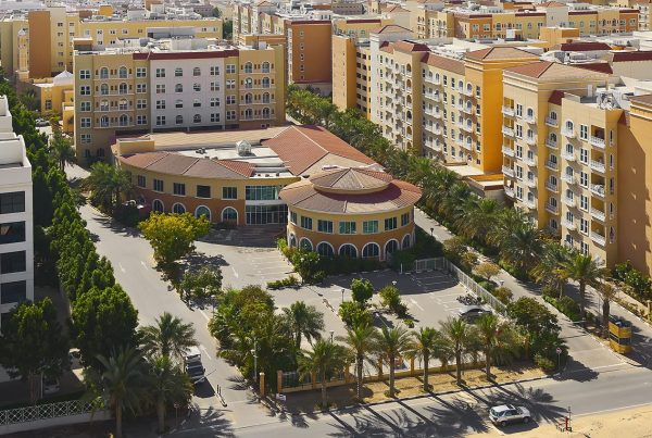 Dubai Investments Park, The Future of Business Among the World Market